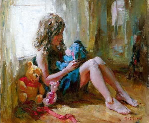 Garmash Canvas Paintings