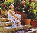 Garmash SUNNY DAY painting