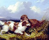 George Armfield - Spaniels Flushing Game