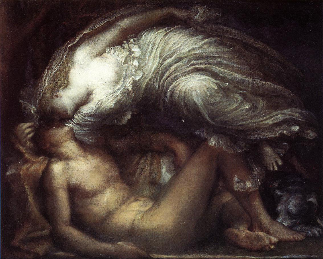 George Frederick Watts Endymion