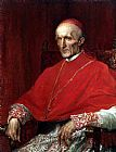 ann Canvas Paintings - Cardinal Manning