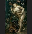 George Frederick Watts Eve Tempted painting