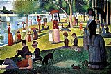 Sunday Afternoon on the Island of la Grande Jatte