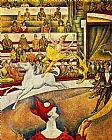 Georges Seurat - The Circus