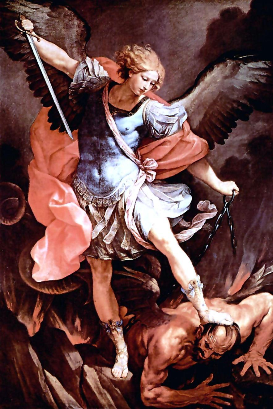 Guido Reni The Archangel Michael