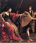 Guido Reni - Joseph and Potiphars' Wife