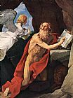 Guido Reni St Jerome painting