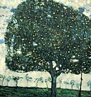Gustav Klimt - Apple Tree II