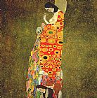 Gustav Klimt Famous Paintings - Hope