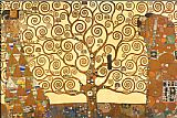 Famous Tree Paintings - The Tree of Life 1909