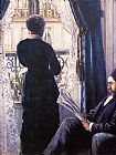 Gustave Caillebotte Interior painting
