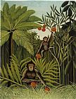 Two Monkeys in the Jungle