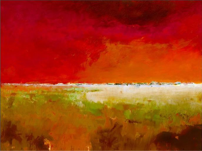 Jan Groenhart Incredibly Red