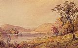 Famous Lake Paintings - Greenwood Lake, New Jersey