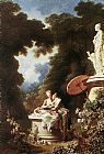 Jean Fragonard - The Confession of Love