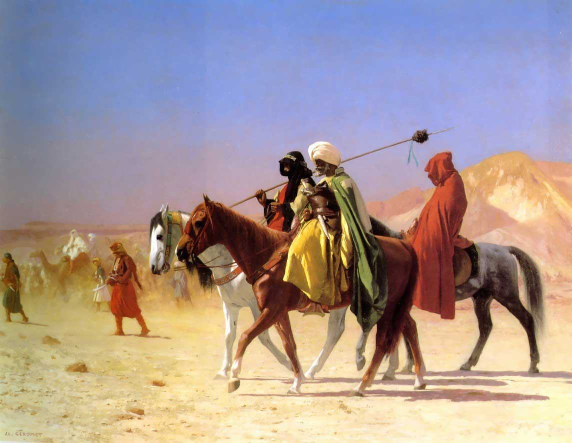 Jean-leon Gerome Canvas Paintings