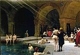 Jean-leon Gerome Canvas Paintings - Painting II