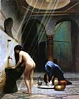 Jean-leon Gerome Canvas Paintings - Painting III