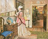 John Atkinson Grimshaw Wall Art - Summer