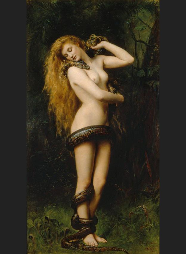 John Collier Lilith