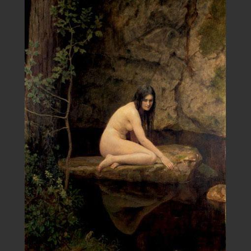 John Collier The Water Nymph