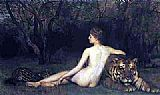 John Collier Circe painting