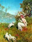 Famous Spring Paintings - Spring