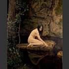 Famous Water Paintings - The Water Nymph
