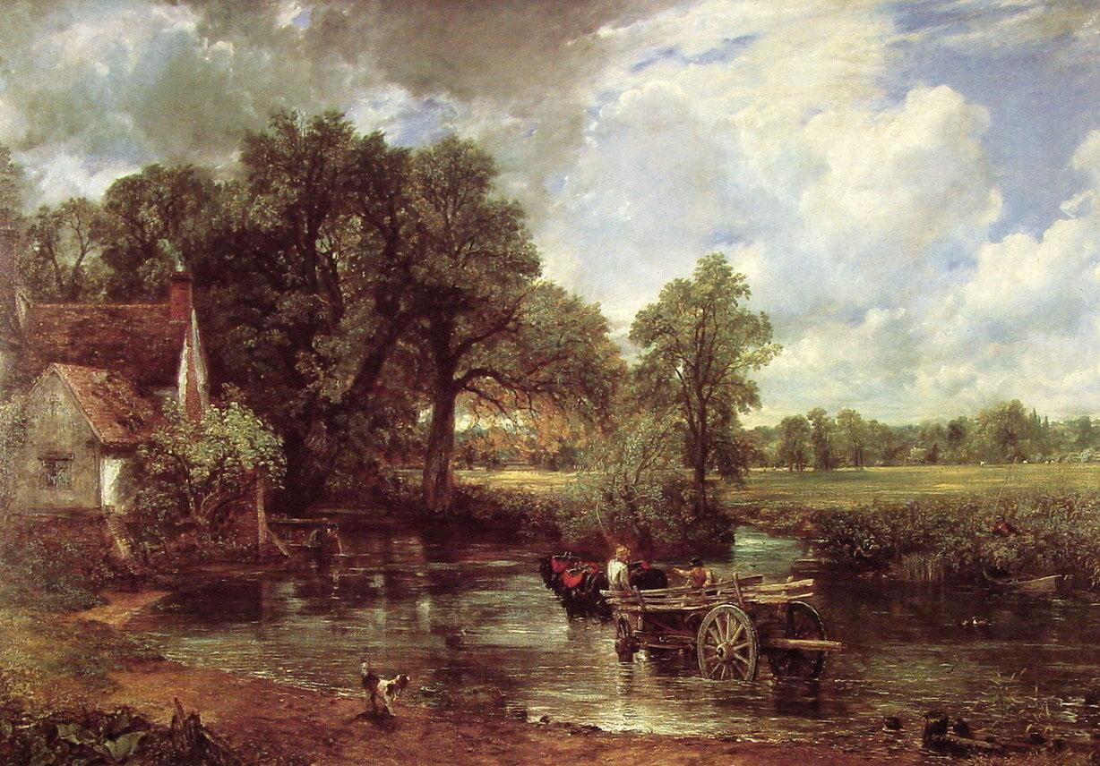 John Constable The Hay Wain