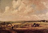 John Constable Hamstead Heath painting