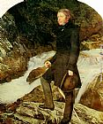 John Canvas Paintings - John Ruskin