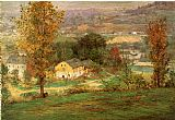 John Ottis Adams - In the Whitewater Valley