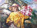 Jose Royo COLORES painting