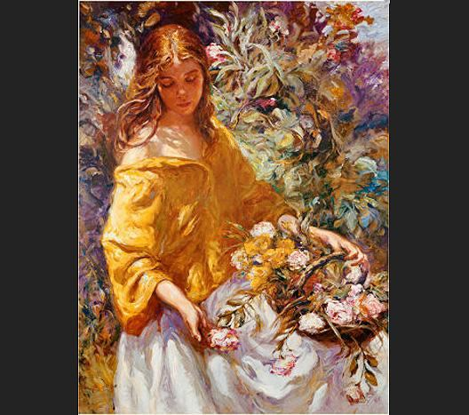 Jose Royo Famous Paintings