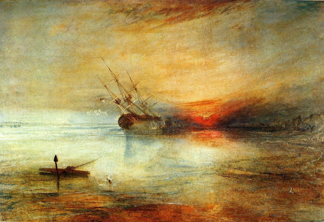 Joseph Mallord William Turner Fort Vimieux
