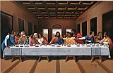 Leonardo da Vinci picture of the last supper I painting