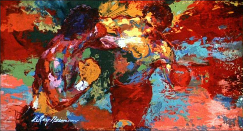 Leroy Neiman Famous Paintings