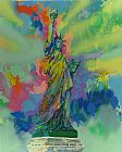 Famous Lady Paintings - Lady Liberty