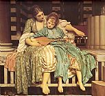 Famous Music Paintings - Leighton Music Lesson