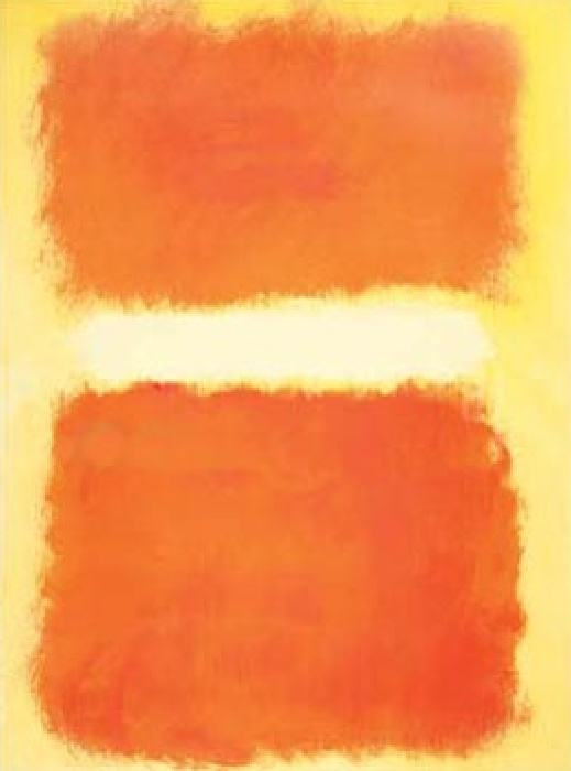 Mark Rothko Canvas Paintings
