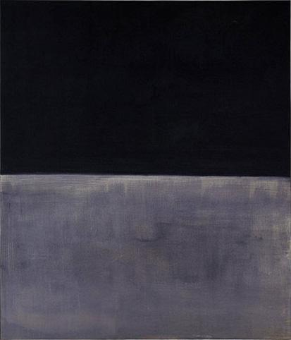 Mark Rothko Untitled Black on Gray