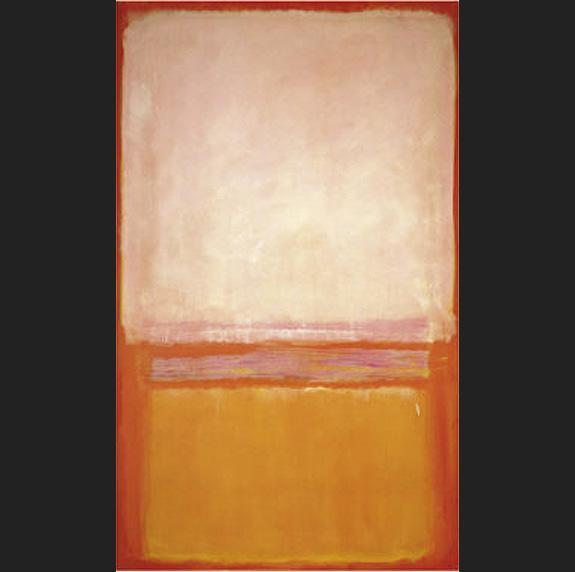 Mark Rothko Untitled c1950