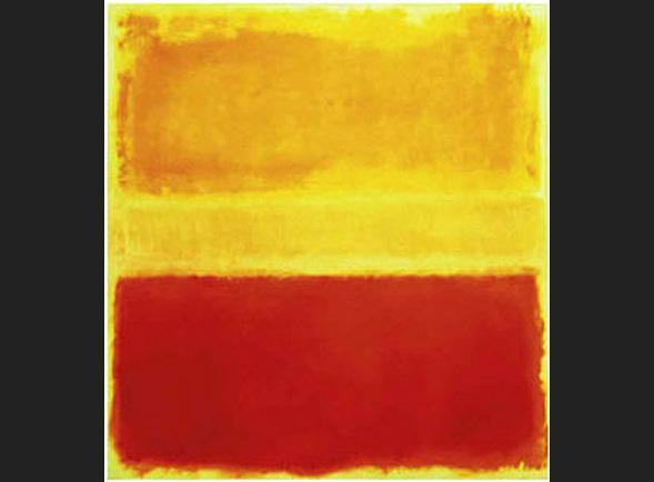 Mark Rothko Famous Paintings page 8