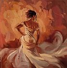 Mark Spain Pure Elegance painting