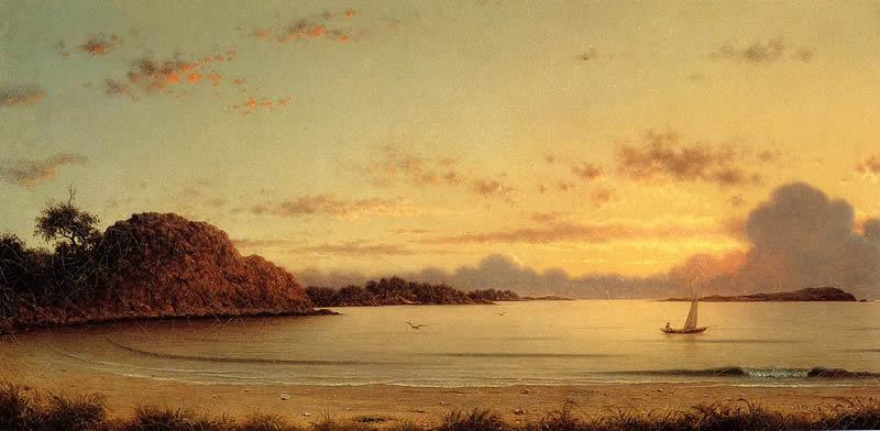 Martin Johnson Heade Dawn