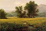 Martin Johnson Heade The Meadow painting
