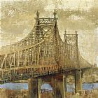 Bridge Wall Art - East River Bridge II