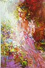 Misti Pavlov Awakening Beauty painting