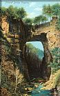 Bridge Wall Art - Natural Bridge, Virginia