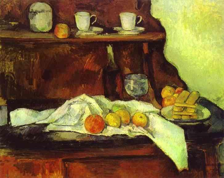 Paul Cezanne Canvas Paintings